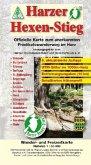 Harzer Hexen-Stieg, Wander- und Freizeitkarte