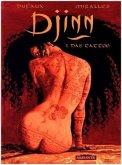Djinn 3. Das Tattoo
