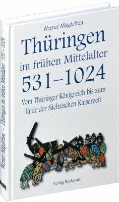 Thüringen im Mittelalter 1. Vom Thüringer König...