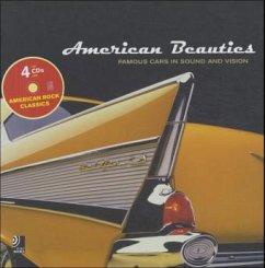 American Beauties. Inkl. 4 CDs