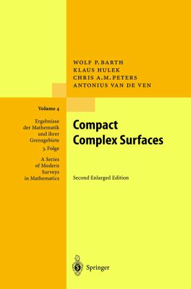 Complex Compact Surfaces - W. P. Barth