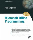 Microsoft Office Programming