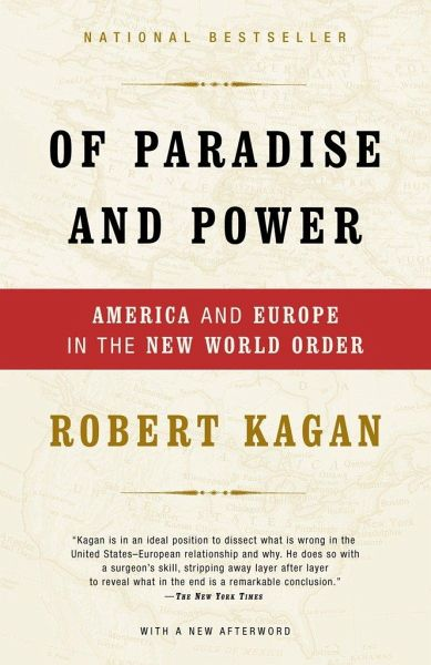 of paradise and power essay Free college essay of paradise and power review of paradise and power, america and europe in the new world order robert kagan, published in 2003 by alfred aknopf ed it is time to stop pretending that europeans and americans share a common view of the world, or even that they.