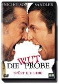 Die Wutprobe, DVD