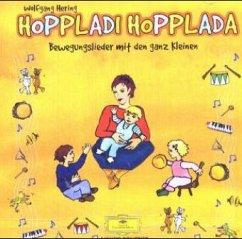 Hoppladi Hopplada, 1 Audio-CD