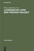 Lateinische Lyrik der Frühen Neuzeit