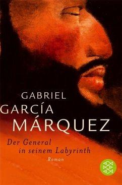 Der General in seinem Labyrinth - García Márquez, Gabriel
