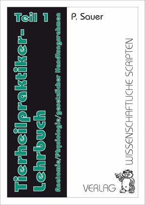 Tierheilpraktiker-Lehrbuch - Sauer, Petra