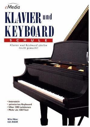 eMedia Klavier & Keyboard Schule, 1 CD-ROM