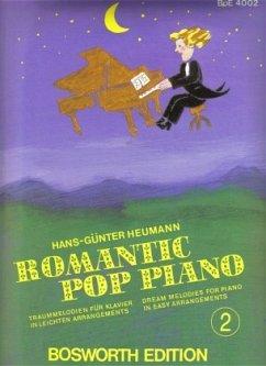 Romantic Pop Piano - Heumann, Hans-Günter
