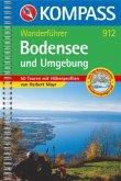 Kompass Wanderführer Bodensee und Umgebung