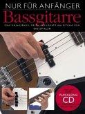 Nur für Anfänger, Bassgitarre, m. Audio-CD