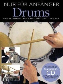 Nur für Anfänger, Drums, m. Audio-CD