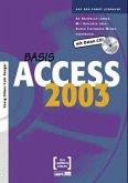 Access 2003 Basis, m. CD-ROM