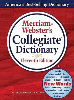 Merriam-Webster's Collegiate Dictionary, Eleventh Edition - Merriam-Webster Inc.