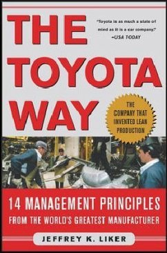 The Toyota Way - Liker, Jeffrey K.
