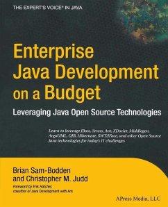 Enterprise Java Development on a Budget - Sam-Bodden, Brian;Judd, Christopher M.