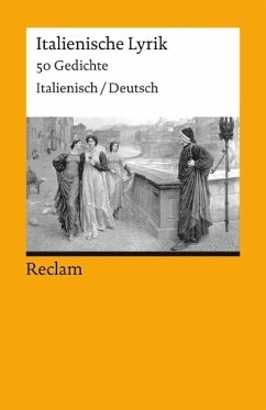 Italienische Lyrik - Stackelberg, Jürgen von (Hrsg.)