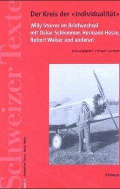 Der Kreis der 'Individualität' - Lienhard, Ralf (Hrsg.)