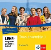 Tous ensemble 1 / Tous ensemble, Ausgabe ab 2004 1