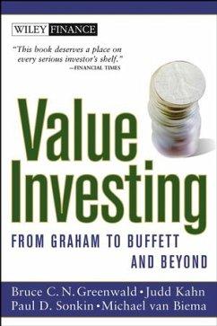 Value Investing - Greenwald, Bruce C.N.