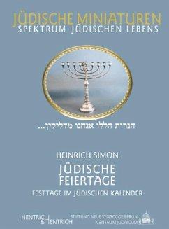 Jüdische Feiertage - Simon, Heinrich
