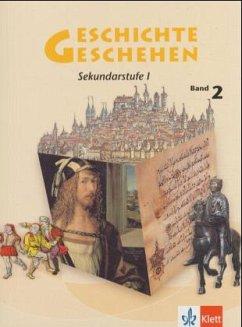 Geschichte Geschehen 2. Nordrhein-Westfalen, Be...