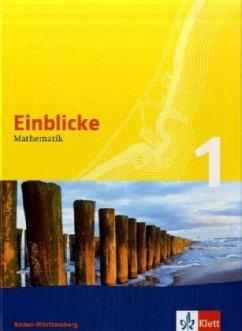 Einblicke Mathematik 5. Schülerbuch. Baden-Würt...
