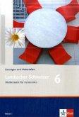 Lambacher Schweizer LS Mathematik 6. Lösungen und Materialien. Neu. Bayern
