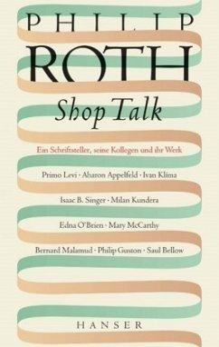 Shop Talk - Roth, Philip