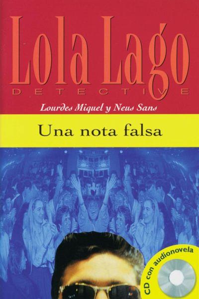 Una nota falsa. Buch und CD - Miquel, Lourdes; Sans, Neus