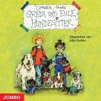 Greta und Eule, Hundesitter, 1 Audio-CD