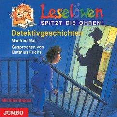 Detektivgeschichten, 1 Audio-CD