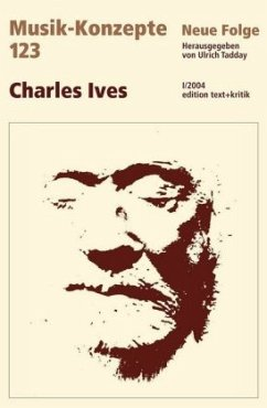 Charles Ives - Tadday, Ulrich (Hrsg.)