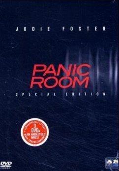 Panic Room (DVD) für nur 6,99 € (ohne Versandkosten)