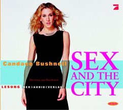 Sex and the City, 2 Audio-CDs - Bushnell, Candace