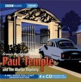 Paul Temple and the Margo Mystery, 4 Audio-CDs, engl. Version