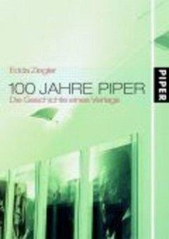 100 Jahre Piper - Ziegler, Edda
