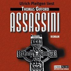 Assassini, 7 Audio-CDs - Gifford, Thomas