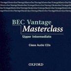 Business English Certificate. Vantage Masterclass. Upper intermediate. Class Audio 2 CDs