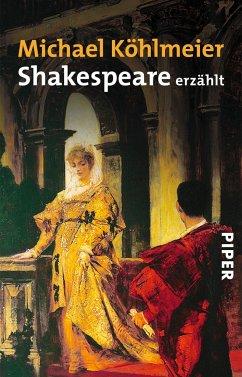 Shakespeare erzählt - Köhlmeier, Michael