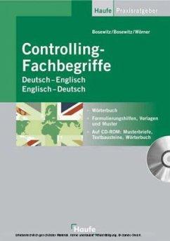 Controlling Fachbegriffe Deutsch/Englisch