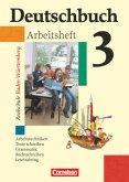 Deutschbuch - Sprach- und Lesebuch - Realschule Baden-Württemberg 2003 - Band 3: 7. Schuljahr / Deutschbuch, Realschule Baden-Württemberg 3