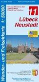 Wander- und Freizeitkarte Lübeck, Neustadt