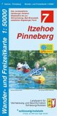Wander- und Freizeitkarte Itzehoe, Pinneberg