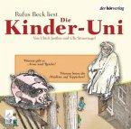 Kinder-Uni, Warum gibt es Arme und Reiche? Warum beten Muslime auf Teppichen?, 1 Audio-CD