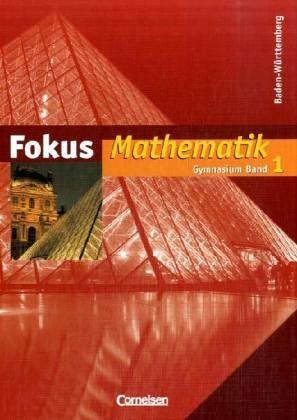 fokus mathematik 5 klasse gymnasium baden w rttemberg schulbuch. Black Bedroom Furniture Sets. Home Design Ideas