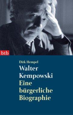 Walter Kempowski - Hempel, Dirk