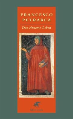 Das einsame Leben - Petrarca, Francesco