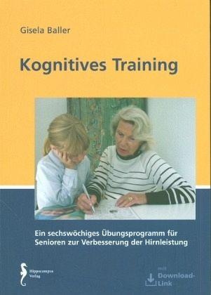kognitives training von gisela baller fachbuch buecherde